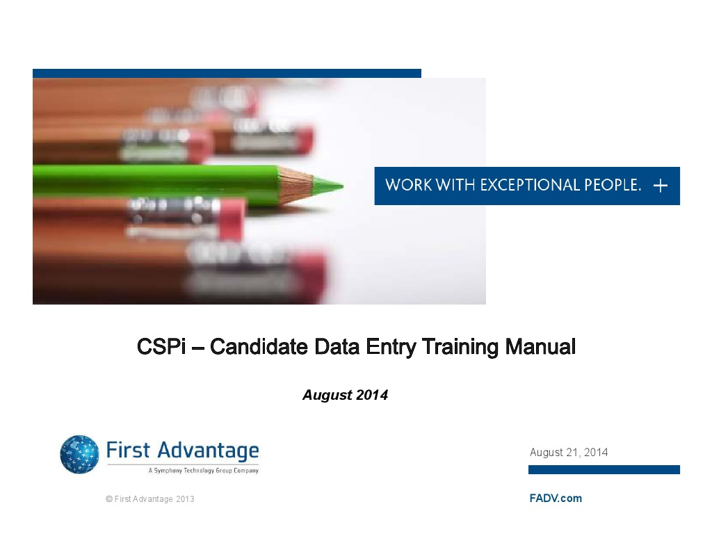 microsoft powerpoint cspi training manual cde august 2014