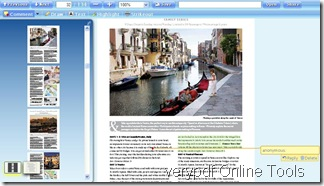 VeryPDF Online PDF Annotator
