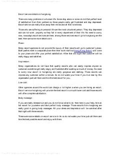 Microsoft Word – Escort service details in hongkong