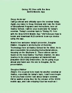 2013-10-30-Bard Mobile App