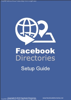 Facebook Directories User Guide 1.01.cdr