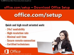 Office.com/Setup | Install Office Setup with Product Key | Setup Office