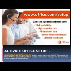 Download & Install Office Setup office.com/setup.